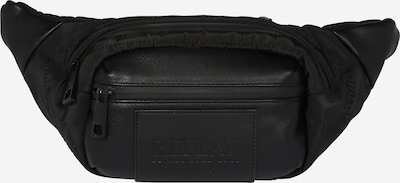 REPLAY Gürteltasche in schwarz, Produktansicht