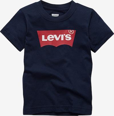 LEVI'S T-Shirt 'Batwing Tee' en bleu / rouge, Vue avec produit