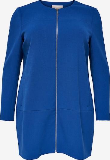 ONLY Carmakoma Mantel in blau, Produktansicht