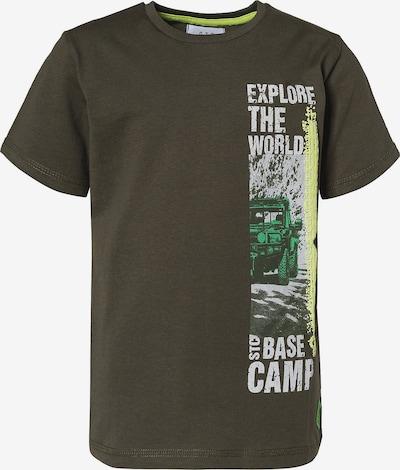 STACCATO T-Shirt in grün, Produktansicht