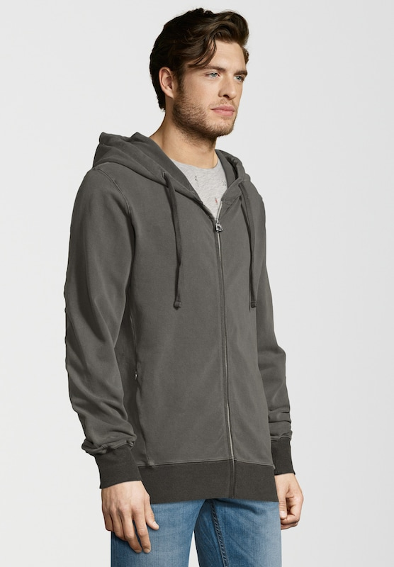 Better Rich Kapuzensweatjacke Hooded Jkt Stretch