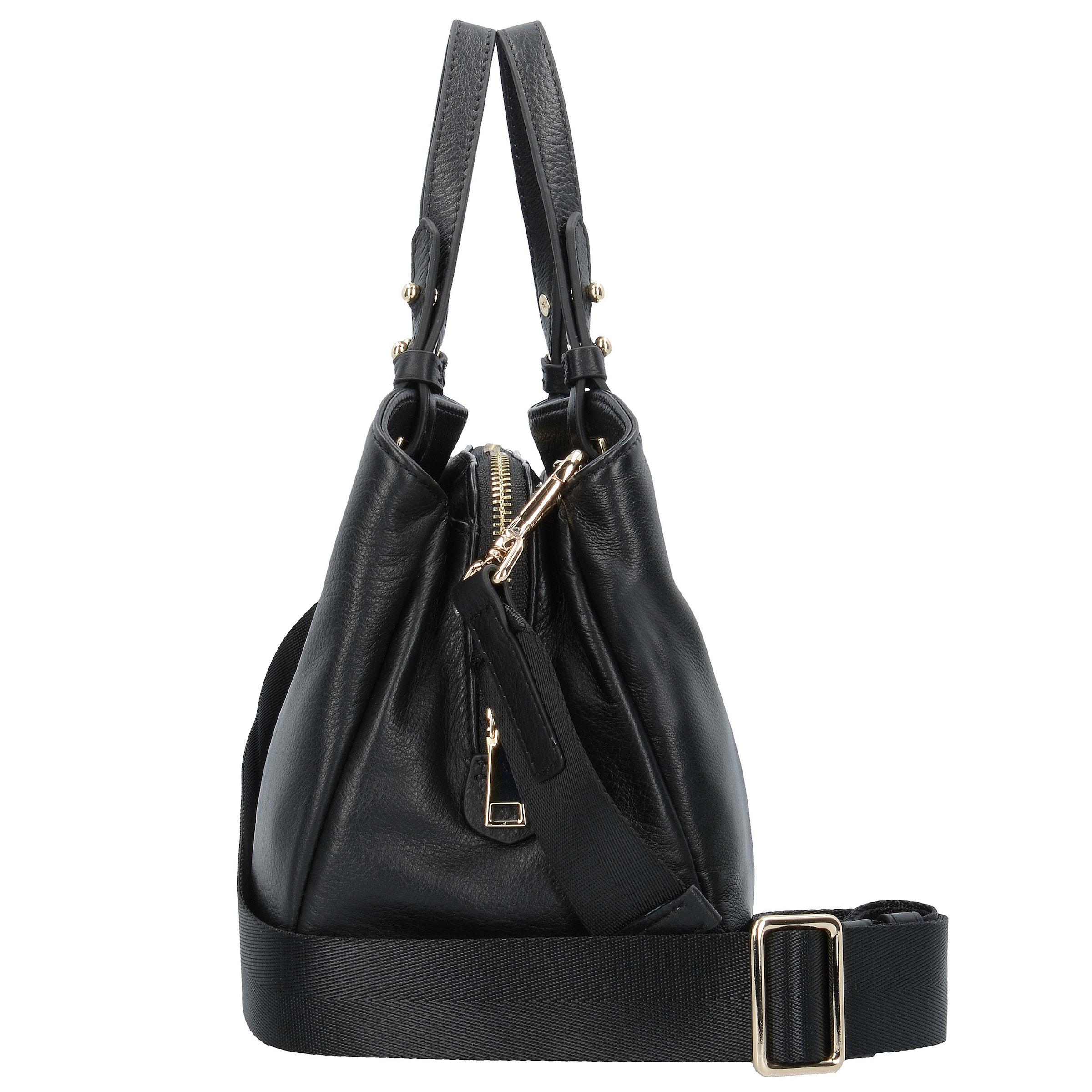 CINQUE Elisa Handtasche aus Leder, 28 cm