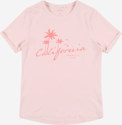 NAME IT T-Shirt 'NKFVIX  SS TOP HH' in rosa, Produktansicht