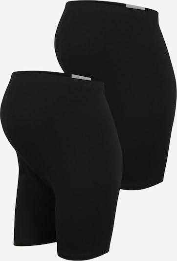 MAMALICIOUS Hose 'LENNA' in schwarz, Produktansicht