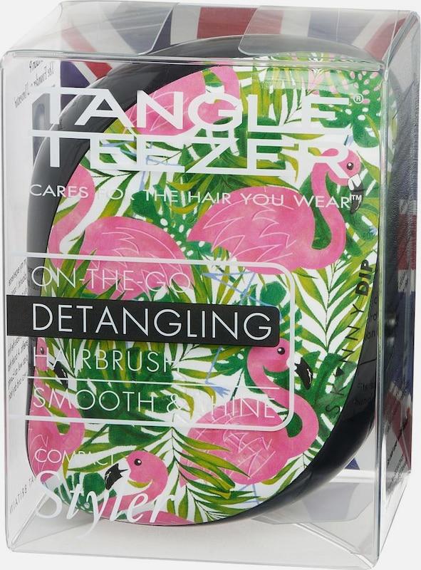 TANGLE TEEZER 'Compact Styler Skinny Dip', Haarbürste zum Entknoten der Haare
