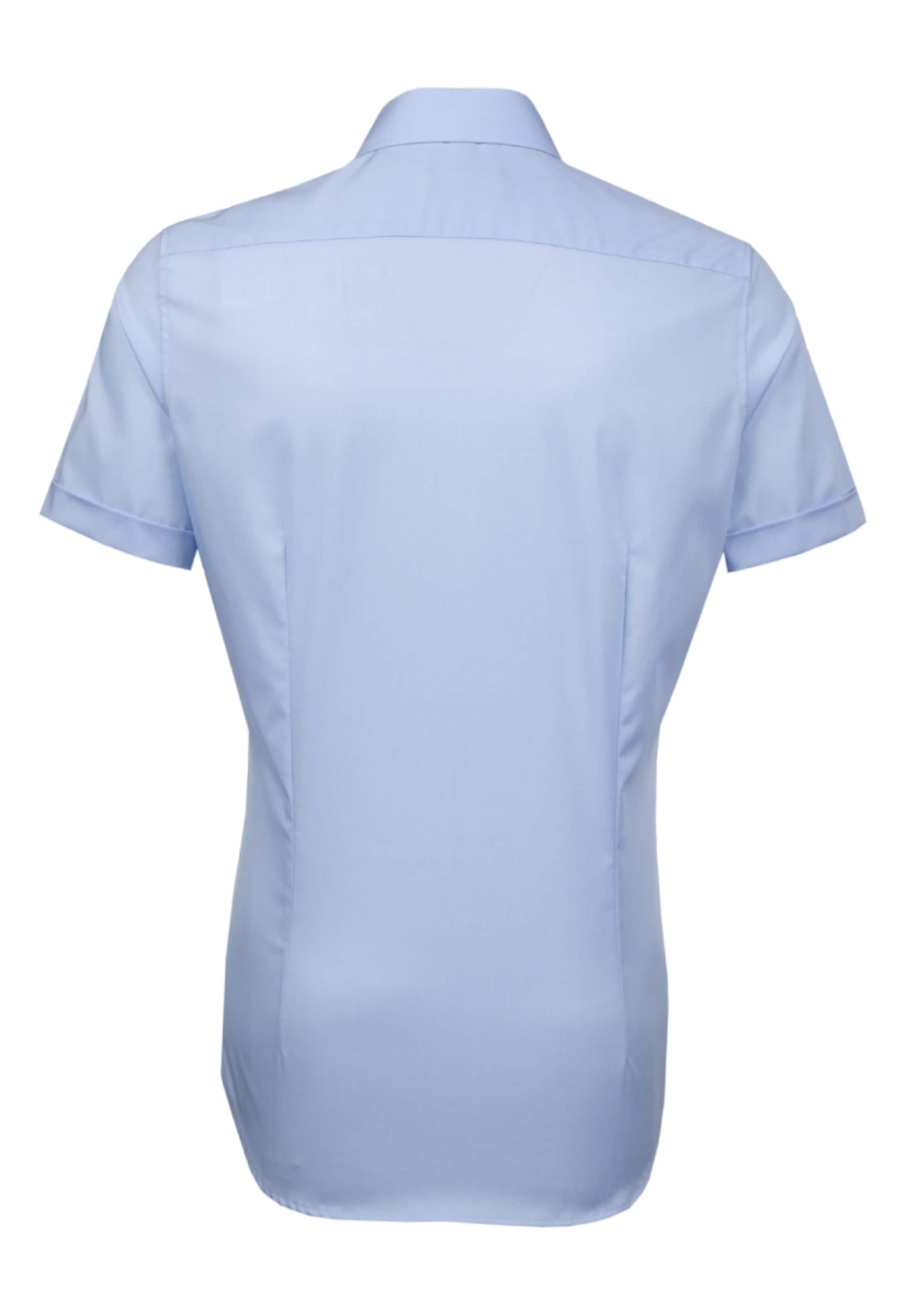 Seidensticker hemd City Slim ' In Blau D2IYHE9eWb