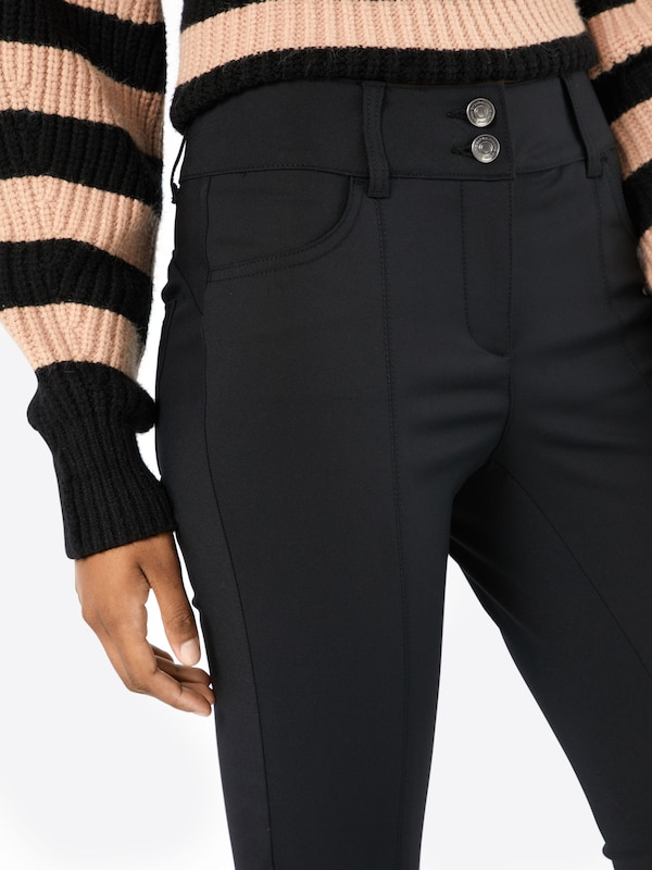 Pantalon Heine Noir En Noir Pantalon En Heine FKJlcT1