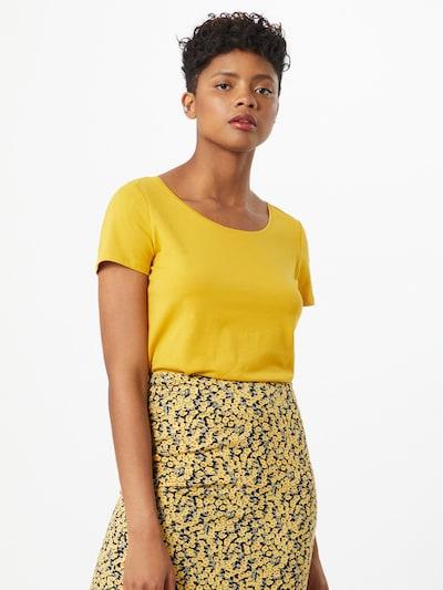 ESPRIT T-Krekls 'Noos' pieejami zeltaini dzeltens, Modeļa skats