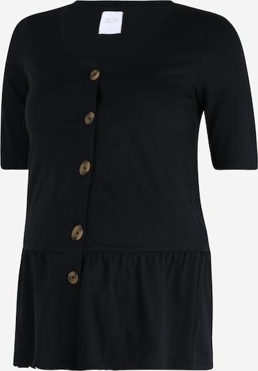 Tricou 'LIA' MAMALICIOUS pe negru, Vizualizare produs