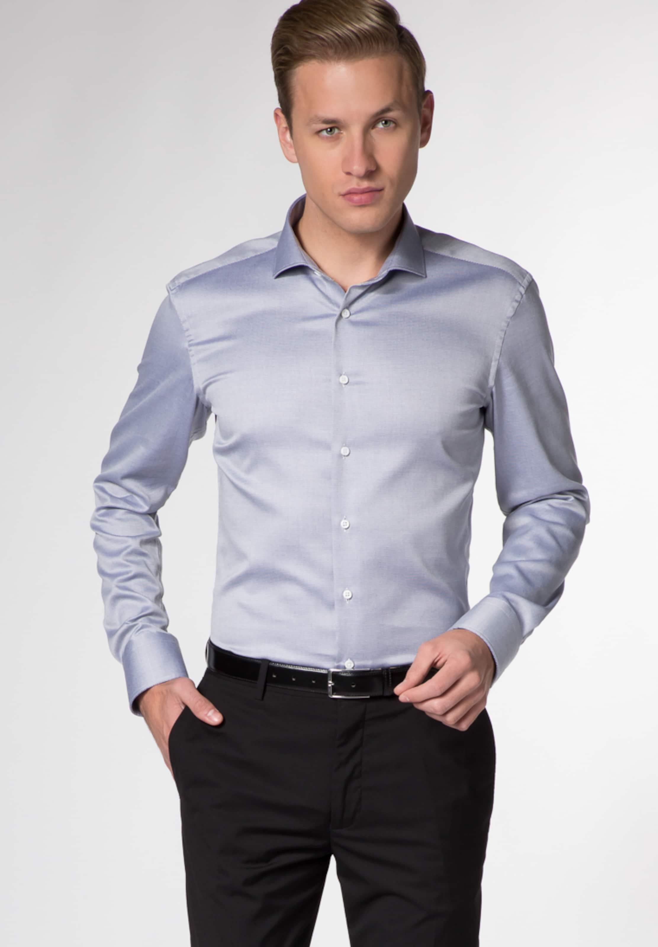 Niedriger Versand Zum Verkauf ETERNA Langarm Hemd Rabatt-Shop Für H5lnf