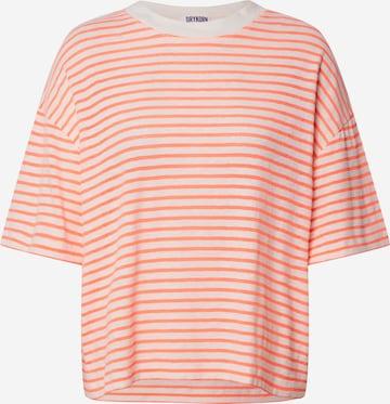 DRYKORN Shirt 'Lunie' in Orange