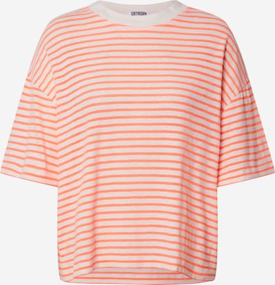 DRYKORN Shirt 'Lunie' in Orange / White, Item view