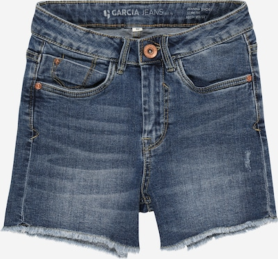 GARCIA Shorts 'Rianna short' in blue denim, Produktansicht