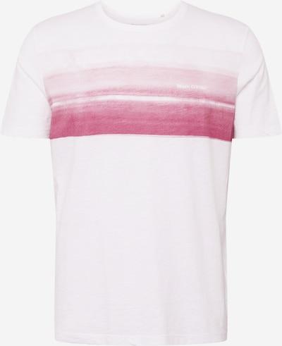 Marc O'Polo Tričko - staroružová / biela, Produkt