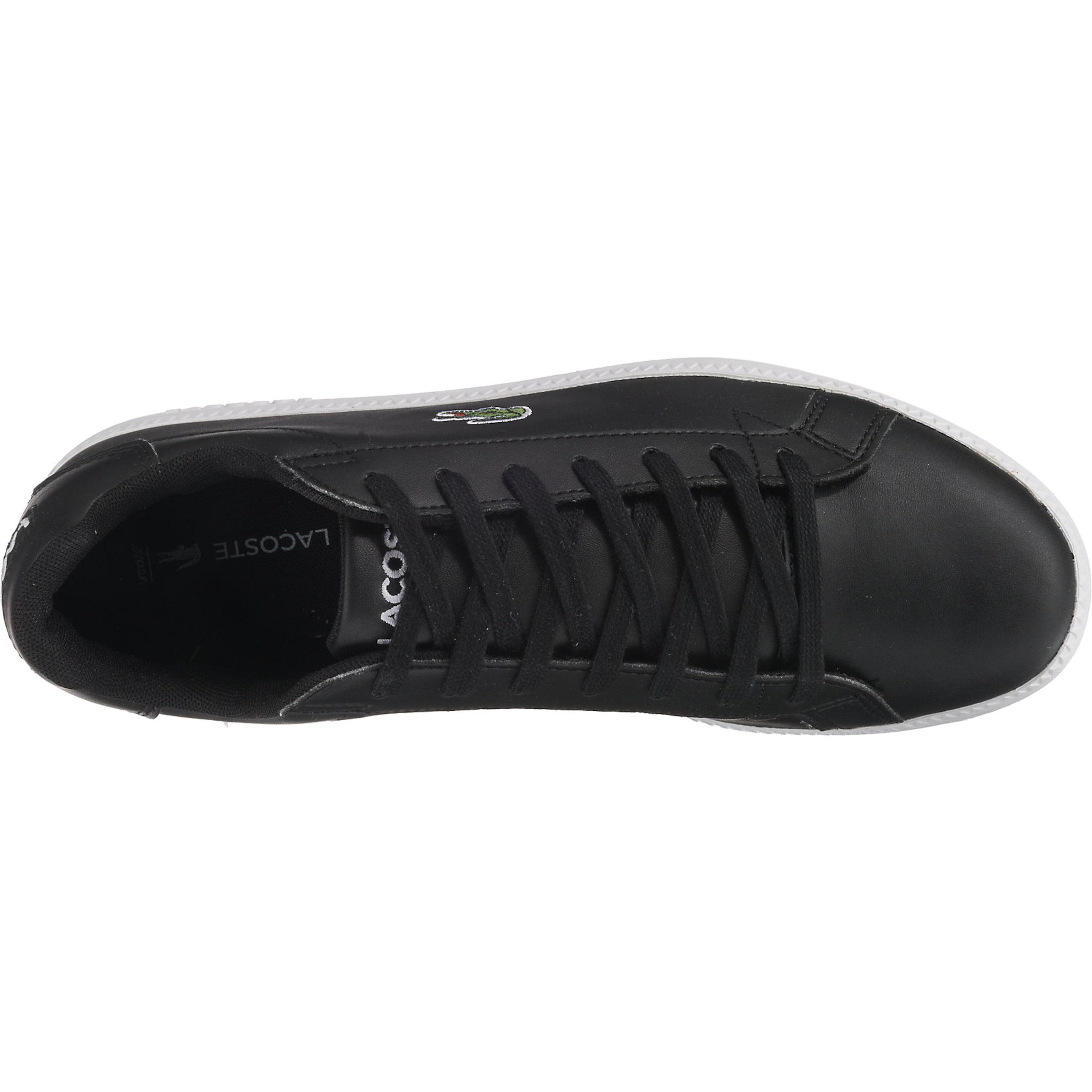 Lacoste 'graduate' Sneaker In HellgrünSchwarz Weiß Nnmwv80O