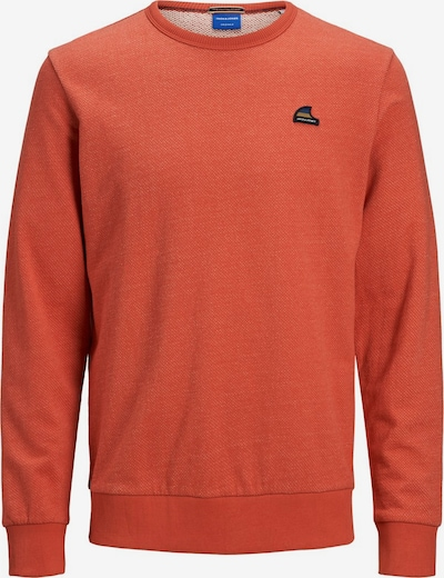 JACK & JONES Pull-over en orange, Vue avec produit