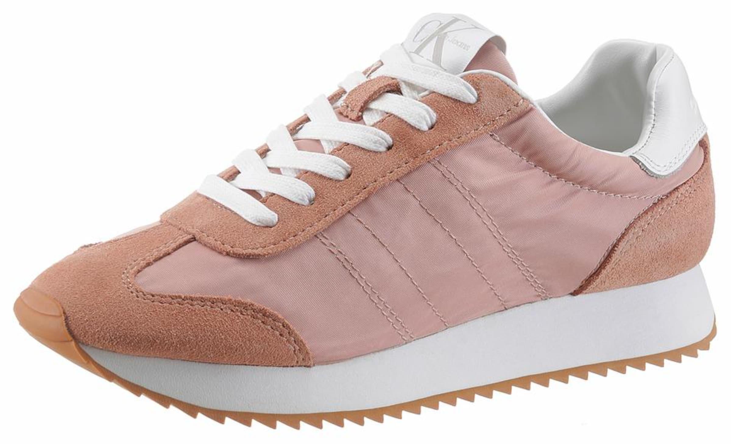 Calvin Klein Schnürschuh Verschleißfeste billige Schuhe