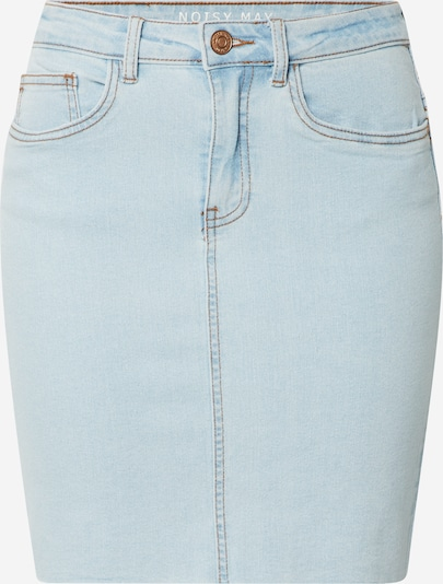 Noisy may Rok 'CALLIE' in de kleur Blauw denim, Productweergave