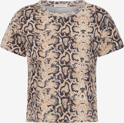 Tricou Ragdoll LA pe bej / maro, Vizualizare produs