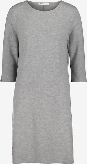 Public Casual-Kleid knielang in grau, Produktansicht