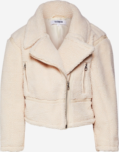 ABOUT YOU Limited Jacke 'Nela' by Michi Brandl in beige: Frontalansicht