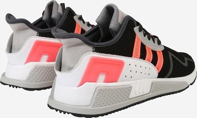 ADIDAS ORIGINALS Sneaker 'CUSHION' in lachs / schwarz: Rückansicht