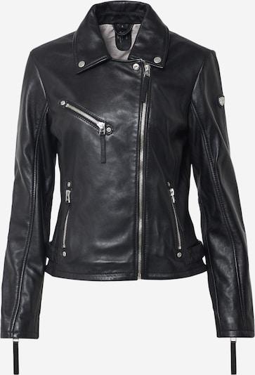 Gipsy Lederjacke 'Pasja' in schwarz, Produktansicht