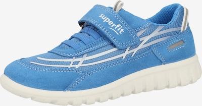 SUPERFIT Sneaker in hellblau / weiß, Produktansicht