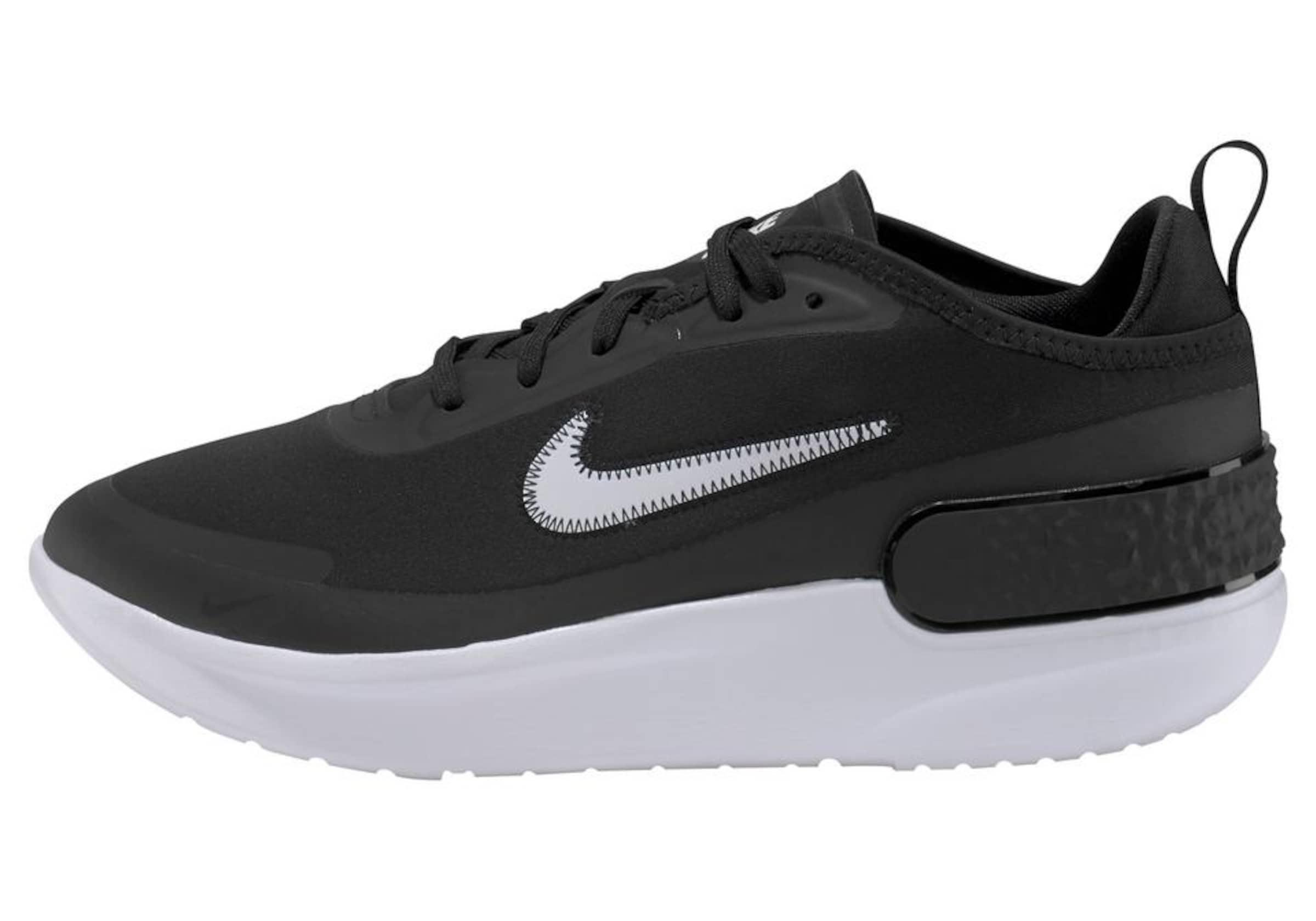 Nike Sportswear Sneaker 'Amixa' in schwarz / weiß