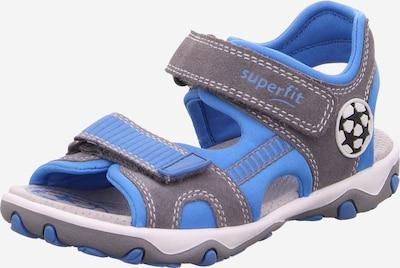 SUPERFIT Odprti čevlji 'MIKE 3.0' | modra barva, Prikaz izdelka
