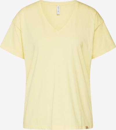 Blend She T-shirt oversize 'BSLOVA' en jaune, Vue avec produit