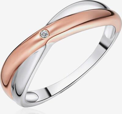 Rafaela Donata Ring in rosegold / silber, Produktansicht