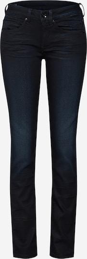 G-Star RAW Jeans 'Midge Mid Straight Wmn' in nachtblau, Produktansicht
