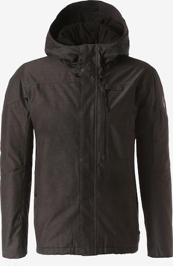 Lakeville Mountain Funktionsjacke 'The Padded Jacket' in schwarz, Produktansicht