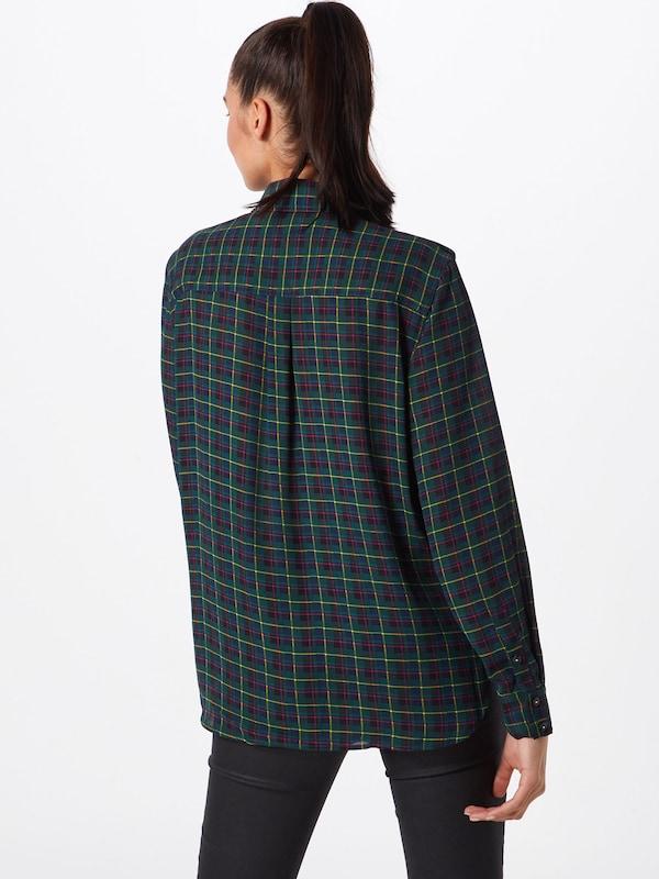'saga Designers Remix Chemisier Vert En Shirt' D2E9bWYIeH