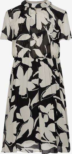 Calvin Klein Kleid in schwarz / offwhite, Produktansicht