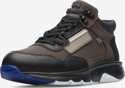 CAMPER Sneakers hoog ' Drift ' in de kleur Donkerbruin / Zwart, Productweergave