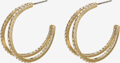 Pilgrim Ohrringe   'Earrings Fire' in gold, Produktansicht