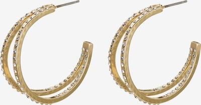 Pilgrim Uhani 'Earrings Fire' | zlata barva, Prikaz izdelka