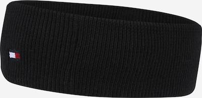 TOMMY HILFIGER Hoofdband in de kleur Zwart, Productweergave
