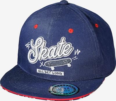 MAXIMO Cap in blau, Produktansicht