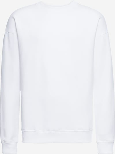 Urban Classics Sweatshirt 'Basic Crewneck' in de kleur Wit, Productweergave