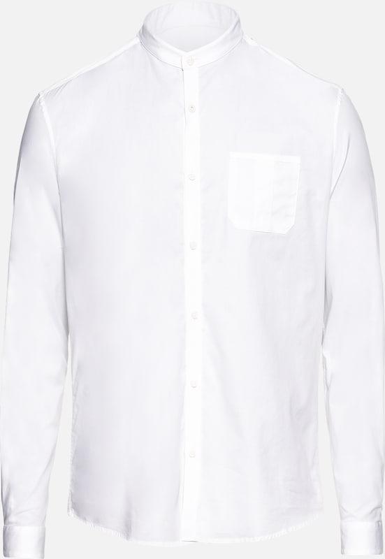 DRYKORN DRYKORN DRYKORN Hemd 'KEEZ' in weiß Neue Kleidung in