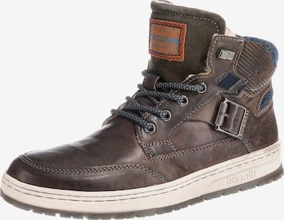 bugatti Sneaker 'Revel' in dunkelbraun, Produktansicht