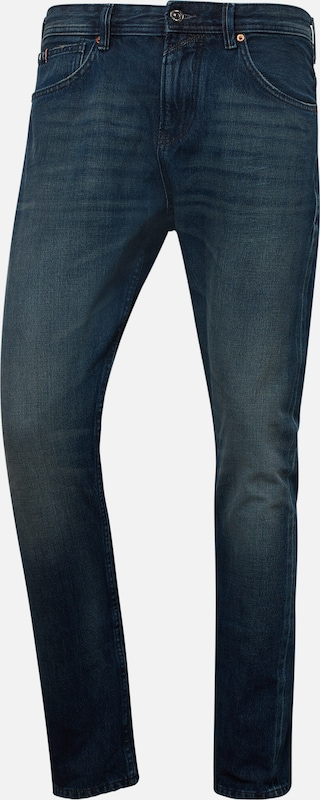TOM TAILOR DENIM Jeans 'CONROY' in blue denim, Produktansicht