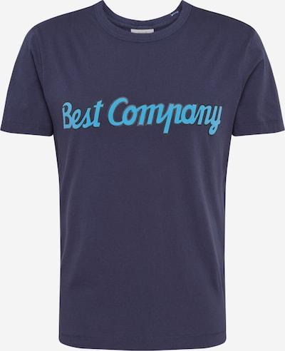 Best Company Shirt 'T-SHIRT CLASSIC' in de kleur Navy, Productweergave