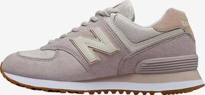 new balance Sneaker 'WL 574' in grau / mauve, Produktansicht
