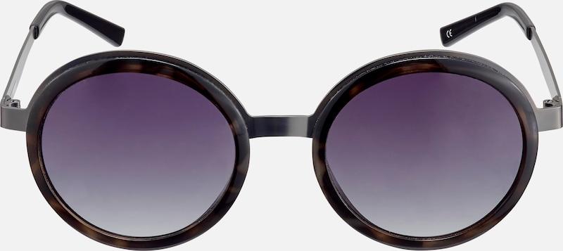 heine Sonnenbrille mit runden Scheiben