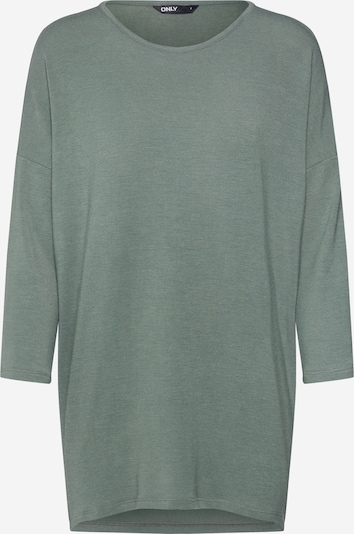 ONLY Pullover 'GLAMOUR 3/4 TOP JRS NOOS' in oliv, Produktansicht