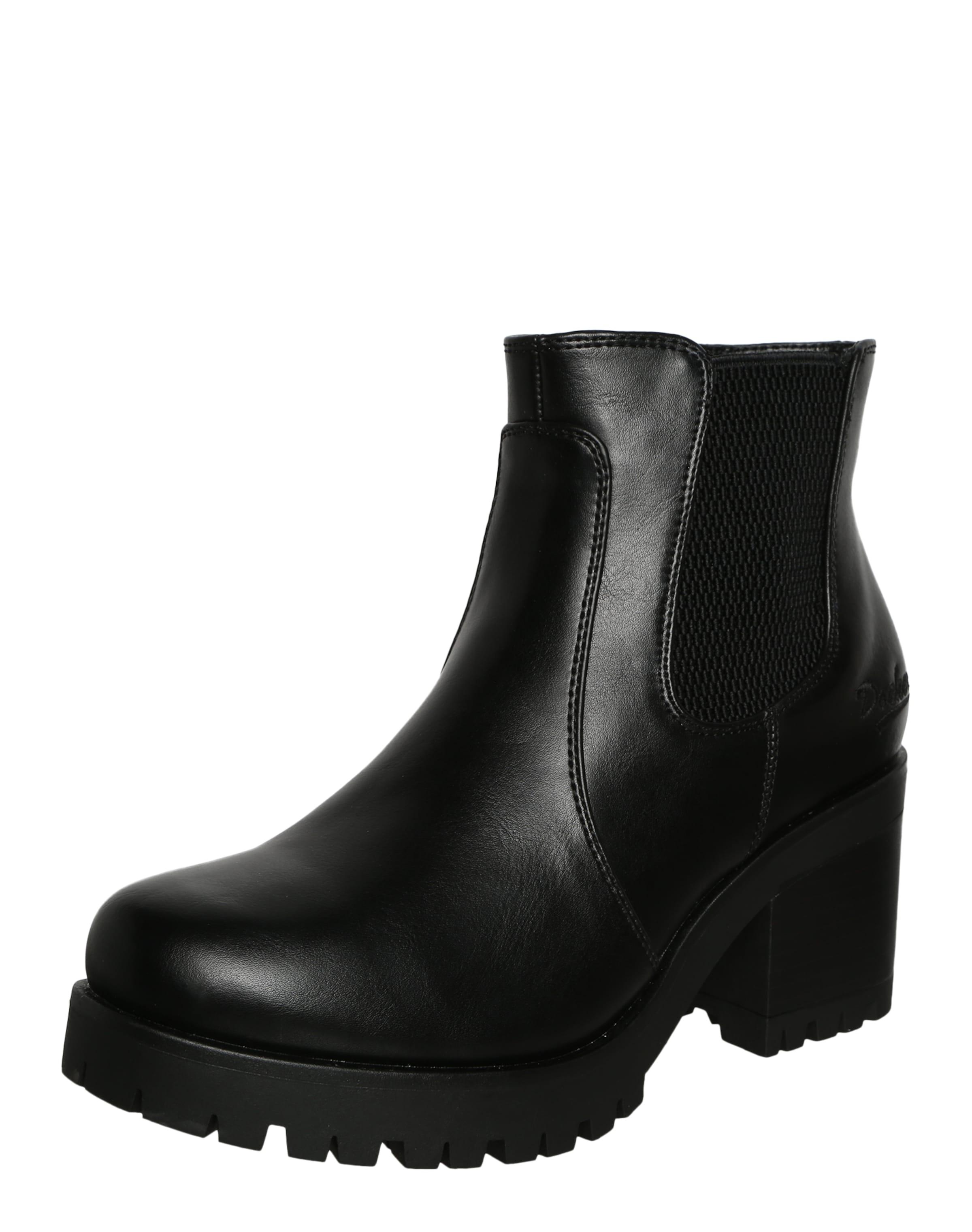 Dockers by Gerli Plateaustiefelette Verschleißfeste billige Schuhe